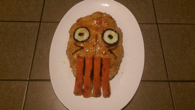 Why Not Zoidberg Meatloaf?