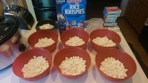 Though this picture was admittedly taken before the Fuck-Up. Not as many marshmallows.