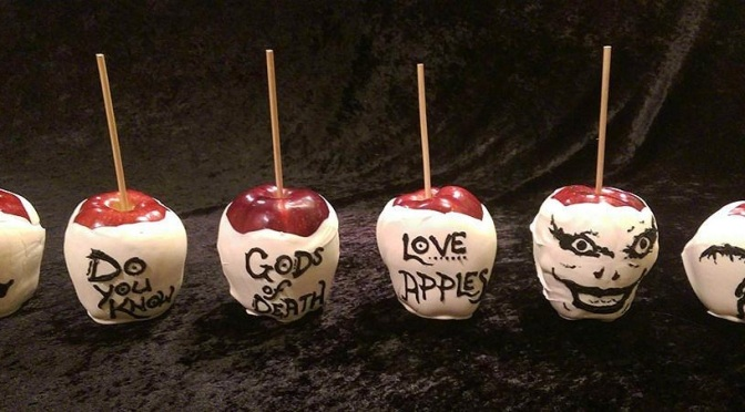 Death Note Apples
