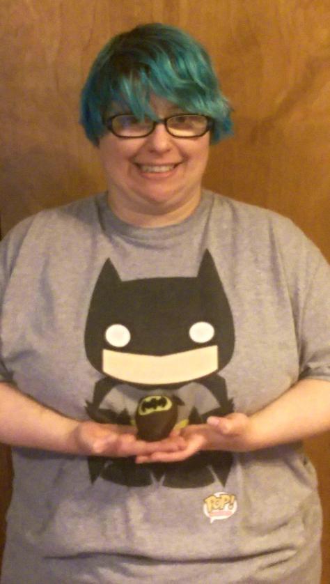 Feed the Chibi Batman.