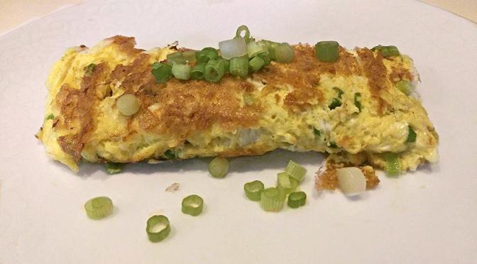 Omelette du Fromage- A Dexter's Laboratory Recipe
