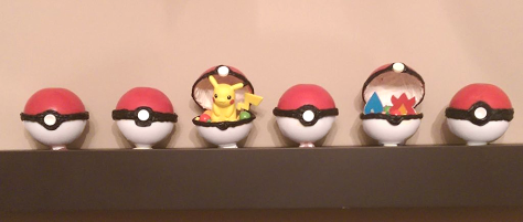 PokeBall Candy