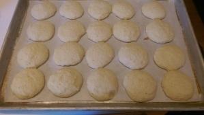 Baking tray #1