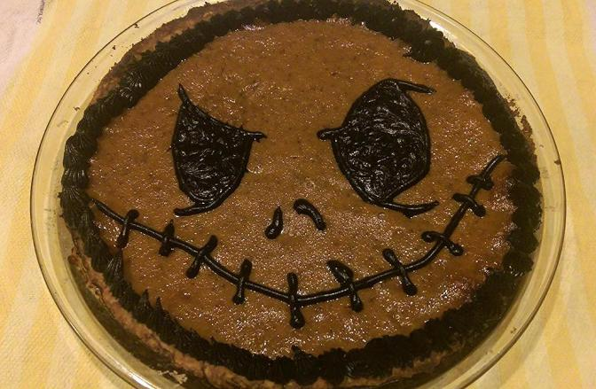 Pumpkin King Pumpkin Pie