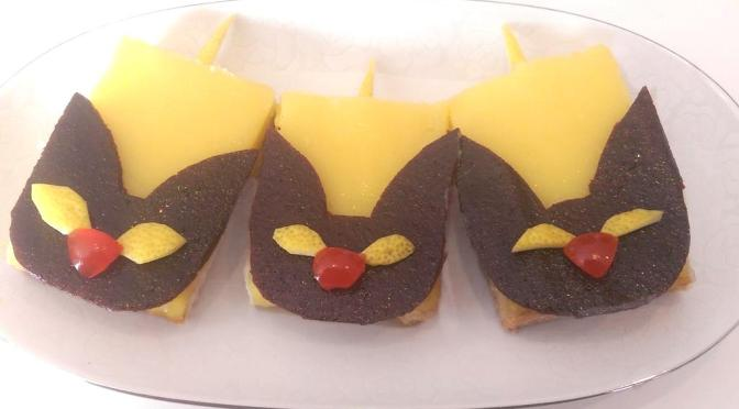 November's Featured Recipe: Bombchu Lemon Bars!