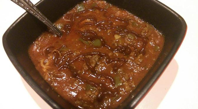 Dragonbreath Chili: A World of Warcraft Recipe Adaptation